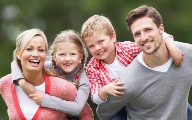 реминерализация зубов для всей семьи