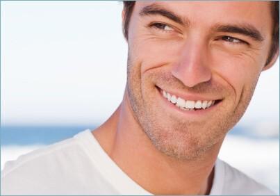 здоровая улыбка без кариеса передних зубов